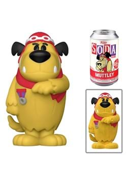 Vinyl SODA:Hanna Barbera- Muttley W/(FL)Chase