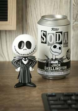 Vinyl SODA:The Nightmare Before Christmas -Jack Sk