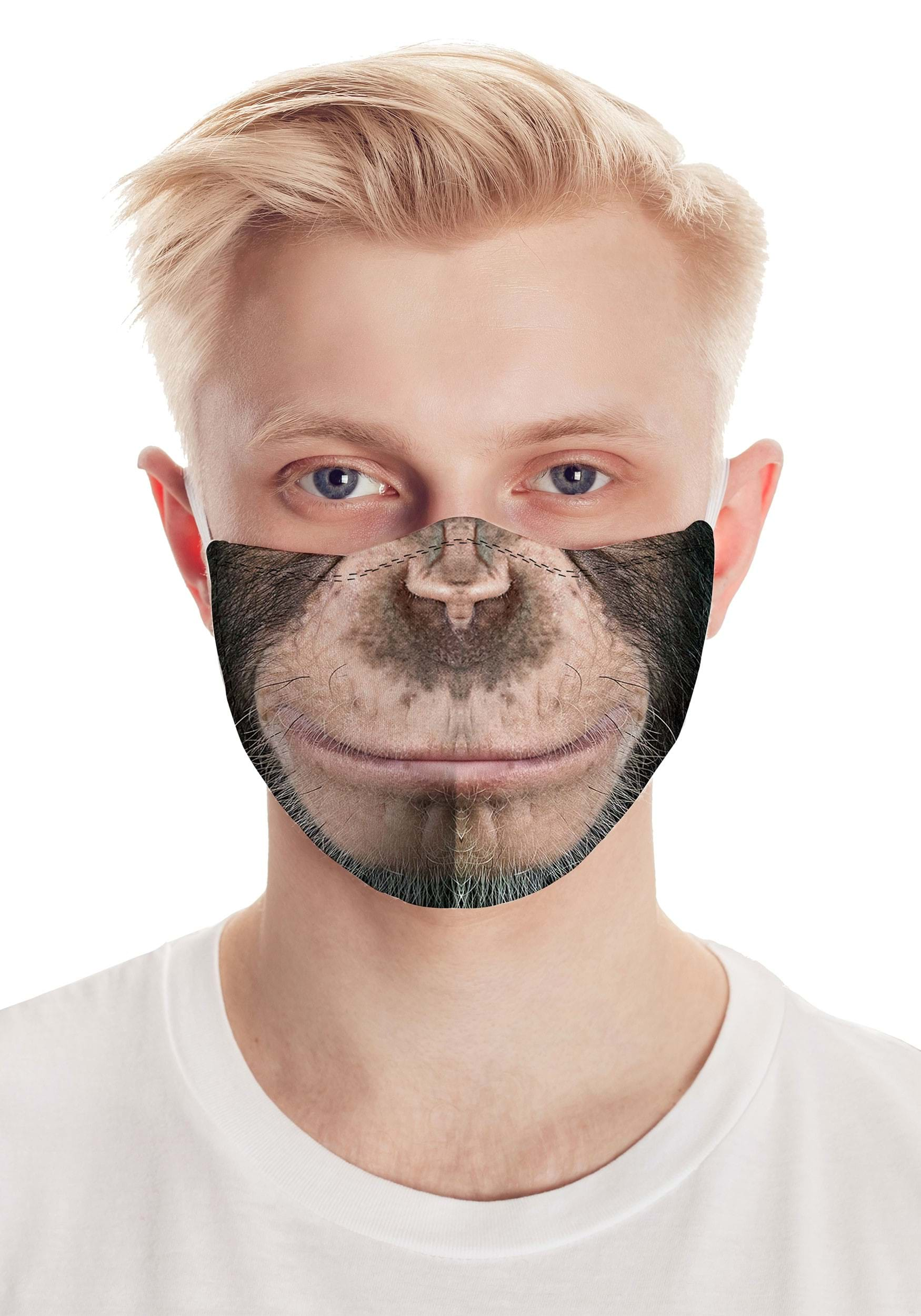 Face Mask Monkey Business