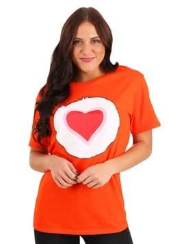 Tenderheart Bear Adult Unisex Costume T-Shirt Alt 2