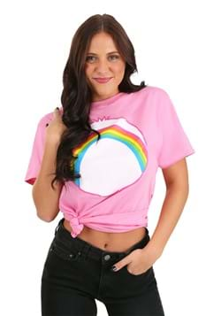 Cheer Bear Adult Unisex Costume T-Shirt Alt 3