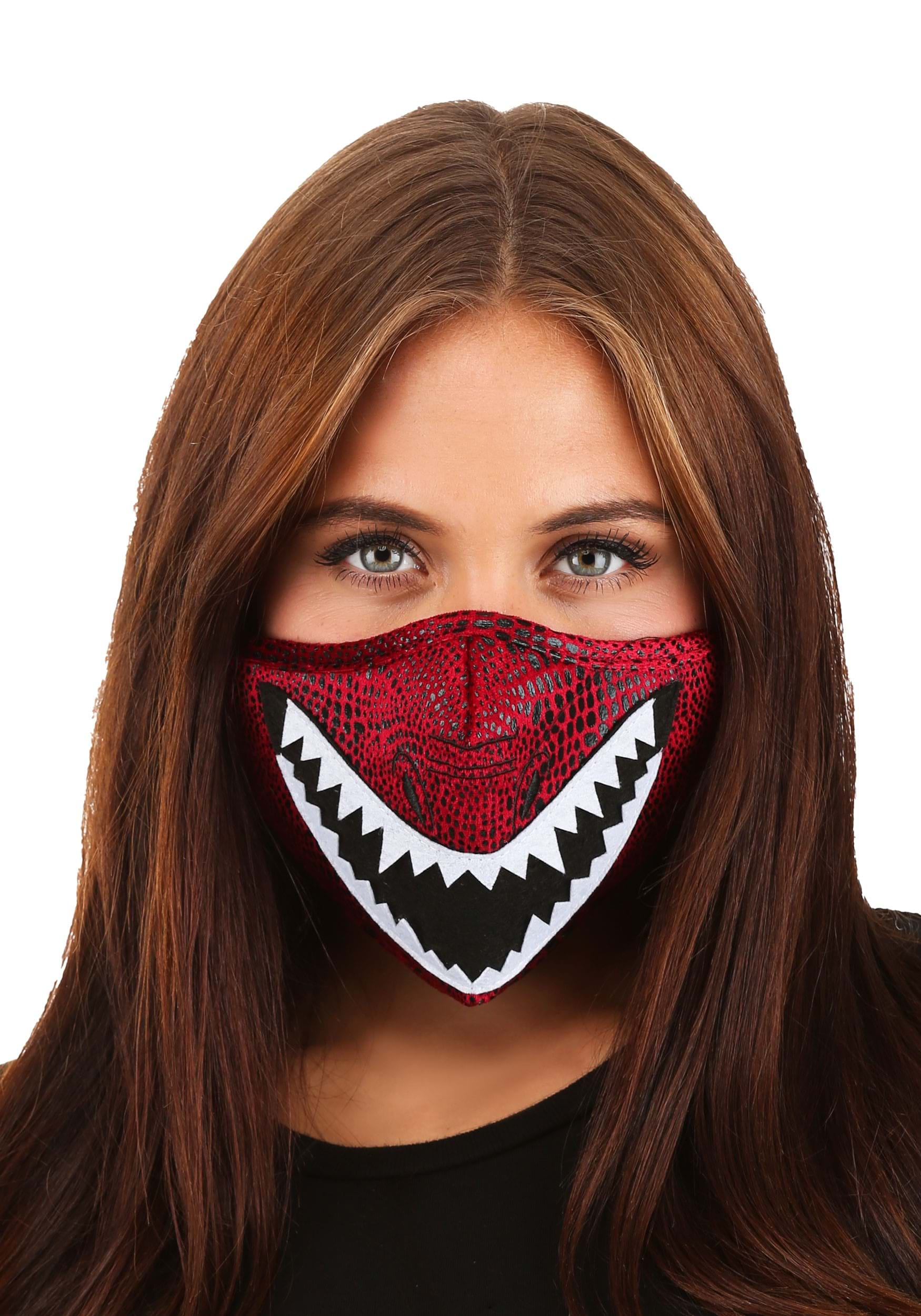 Dragon Face Mask for Adults