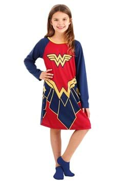 Girls Wonder Woman Nightgown