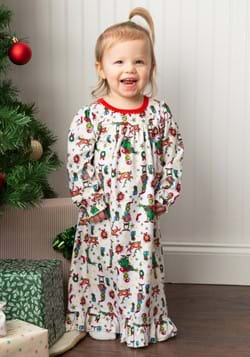 Toddler Girls The Grinch Nightgown