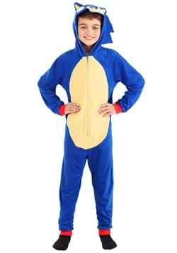 Boys Sonic the Hedgehog Blanket Sleeper