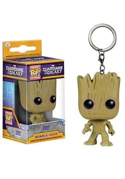 Pocket POP Keychain: GOTG - Groot