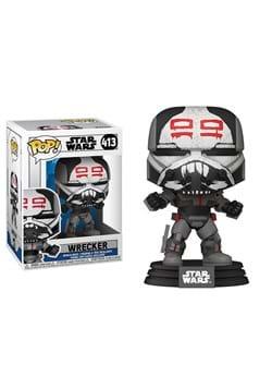 POP Star Wars: Clone Wars- Wrecker