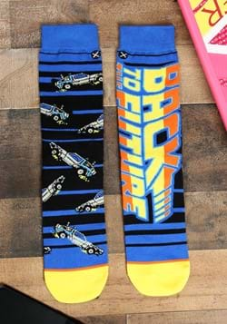 Back to the Future 88 MPH Knit Socks