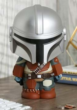 Mandalorian Coin Bank