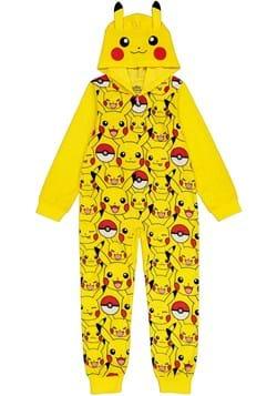 Pokemon Pikachu Blanket Sleeper