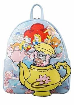 Danielle Nicole Alice in Wonderland Tea Party Backpack