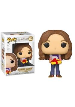 POP Harry Potter Holiday Hermione Granger