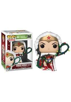 POP Heroes: DC Holiday- WW w/Lights Lasso