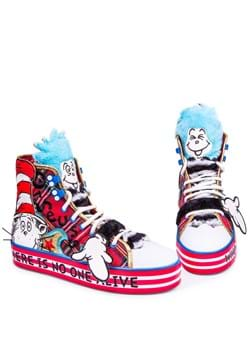 """Irregular Choice Dr. Seuss """"You-er Than You"""" Sneakers"""