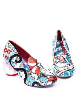 "Irregular Choice Cat in the Hat ""Good Things"" Heels"
