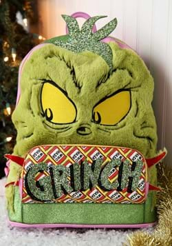 Irregular Choice The Grinch Backpack Main UPD-1