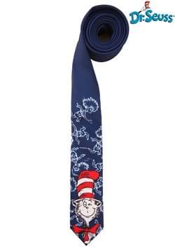 The Cat in the Hat Character Necktie