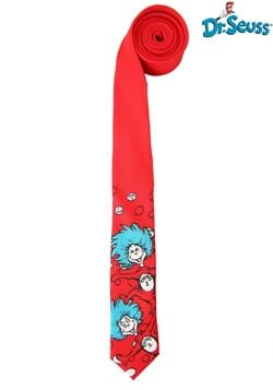Thing 1 2 Character Necktie