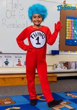 Thing 1 2 Kids Costume