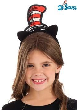 Cat in the Hat Glitter Headband Upd