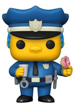 POP Animation Simpsons Chief Wiggum Figure
