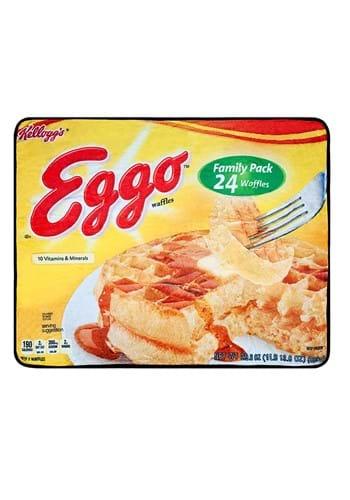 Eggo Waffles Box Blanket