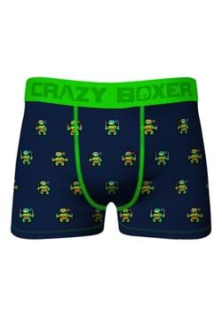 Crazy Boxer Mens 8bit TMNT Boxer Brief