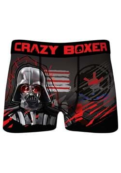 Crazy Boxer Mens Darth Vader Boxer Brief