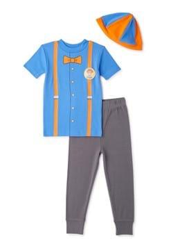 Blippi Toddler Sleepwear Set