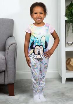 Toddler Girls Minnie Mouse Iridescent Sleep Set