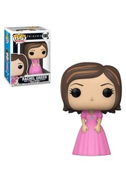POP TV: Friends- Rachel in Pink Dress