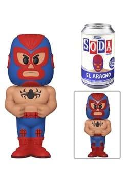 Vinyl SODA Luchadores Spider Man Figure