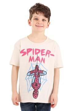 Boys Spider-Man Sketch T-Shirt