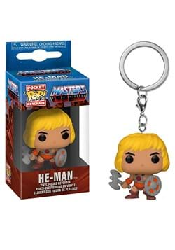 POP Keychain: Masters of the Universe- He-Man