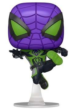 Pop! Games: Marvel's Spider-Man Miles Morales Purple Reign