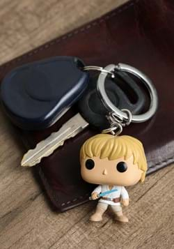 POP Keychain Star Wars Classics Luke Skywalker Figure