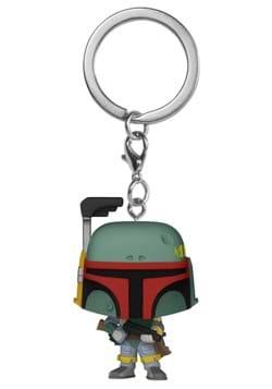 POP Keychain Star Wars Classics Boba Fett Figure