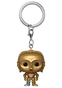POP Keychain Star Wars Classics C-3PO