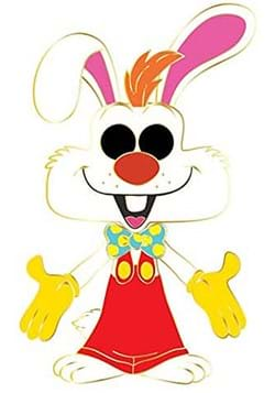 Funko Pop Roger Rabbit Pin