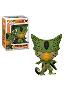 Funko POP Animation DBZ S8 Cell First Form
