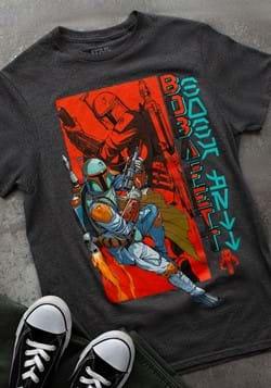 Mens Star Wars Boba Fett T-Shirt