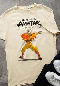 Mens Avatar State Aang T-Shirt