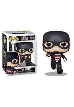 POP Marvel The Falcon and the Winter Soldier US Agent