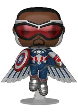 POP The Falcon and The Winter Soldier Captain America