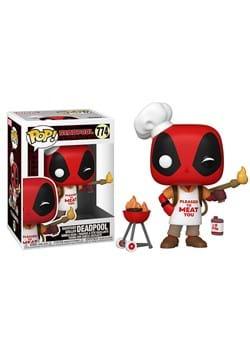 POP Marvel: Backyard Griller Deadpool