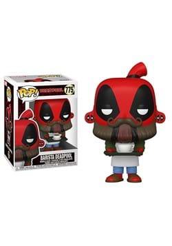 POP Marvel: Deadpool 30th- Coffee Barista
