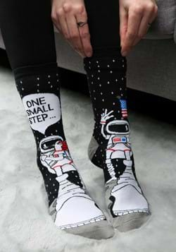 Foot Forward Astronaut Socks for Adults