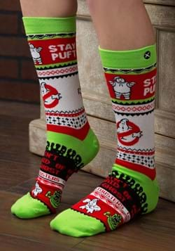 Ghostbusters Sweater Crew Sock