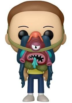POP Animation: Rick & Morty- Morty w/ Glorzo