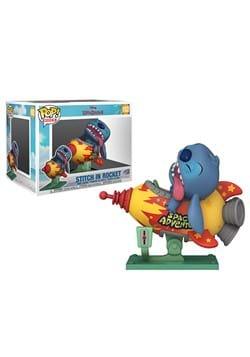 Funko POP Rides Lilo Stitch Stitch in Rocket